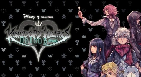 Kingdom Hearts Union X