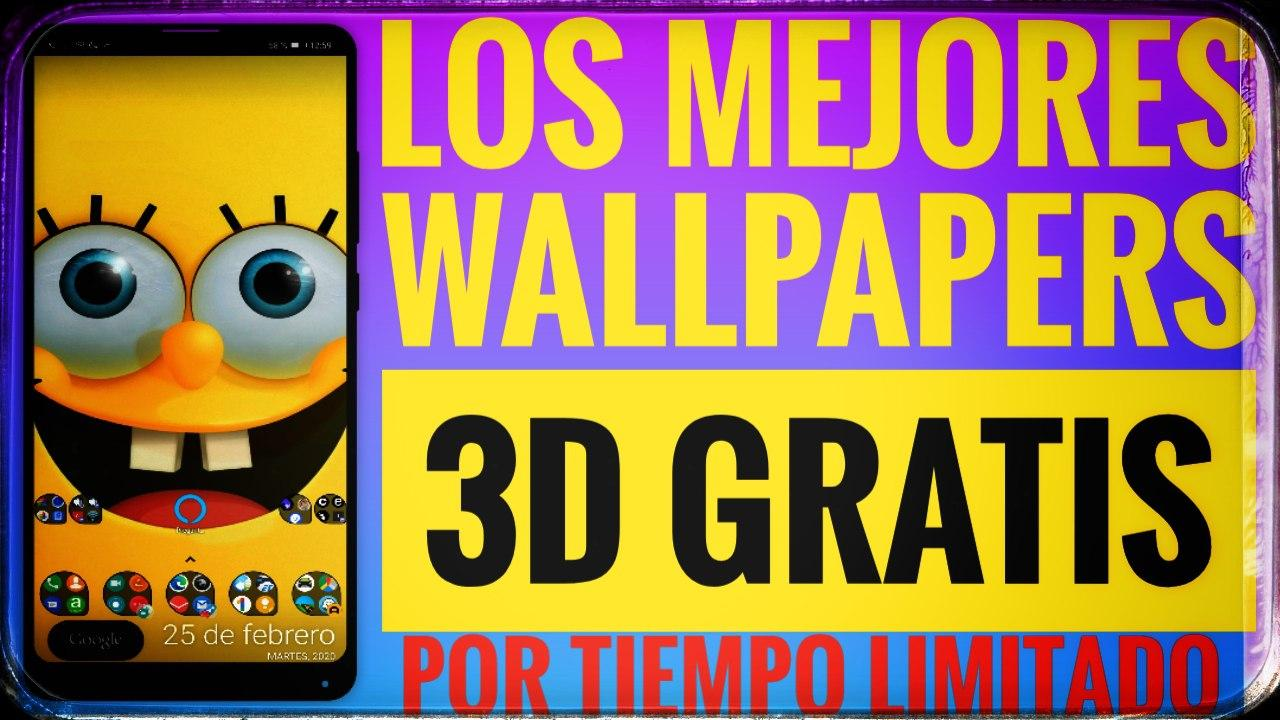 Parallax Wallpapers 3D gratis