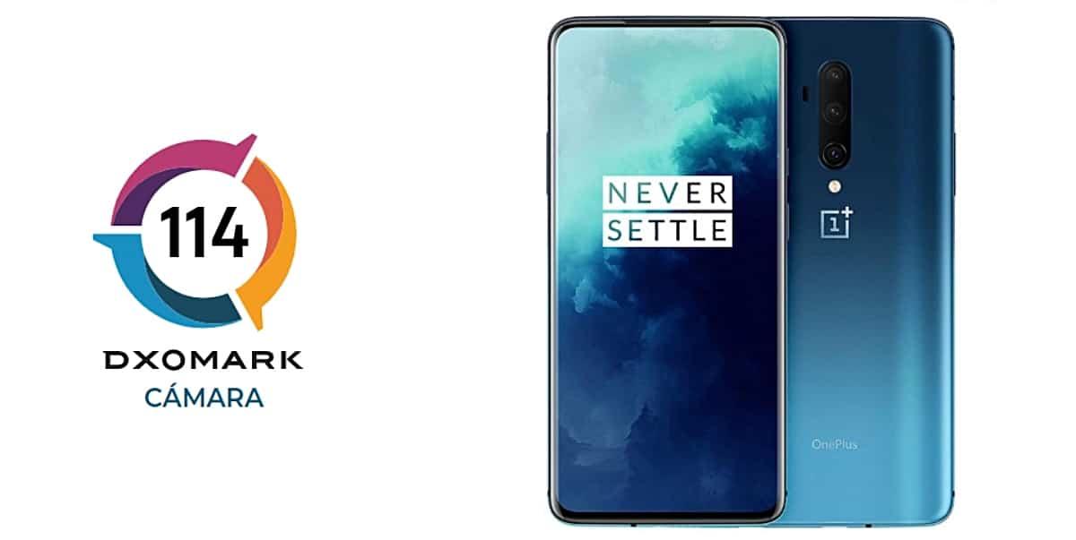 OnePlus 7T Pro en DxOMark