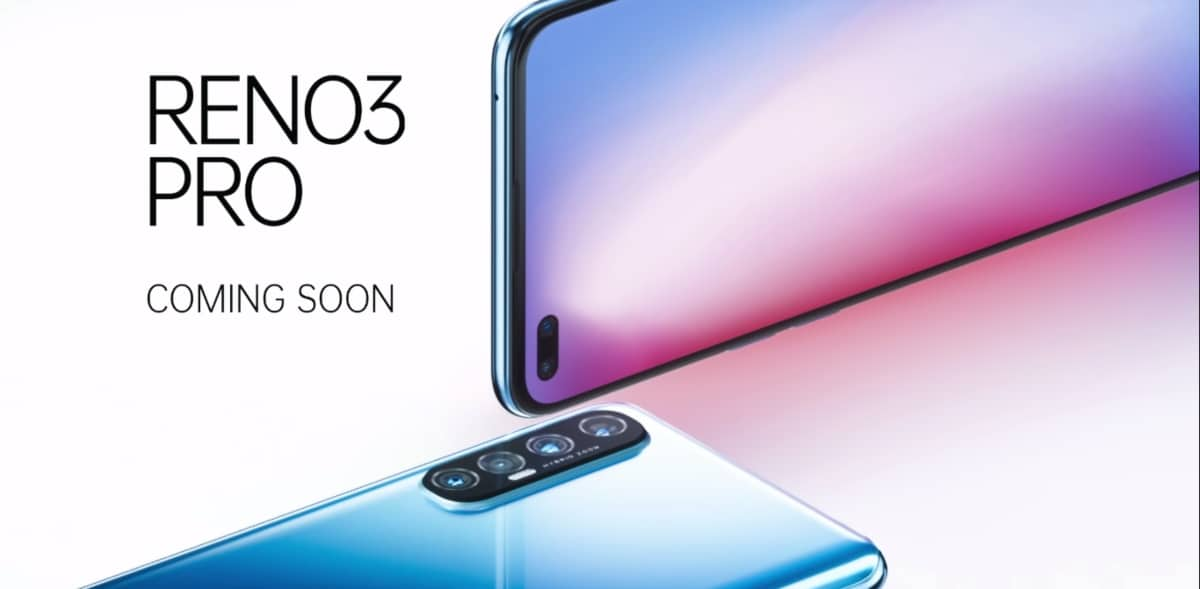 Oppo Reno 3 Pro sin 5G