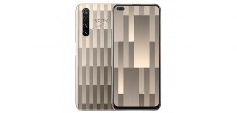 Realme X50 Pro 5G Master Edition