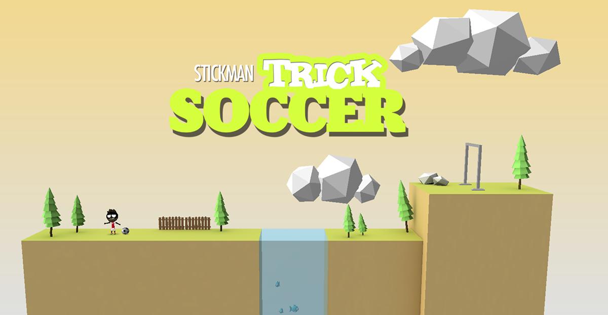 Stickman Trick Soccer