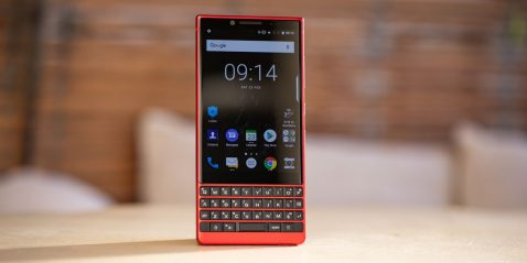 keyone blackberry