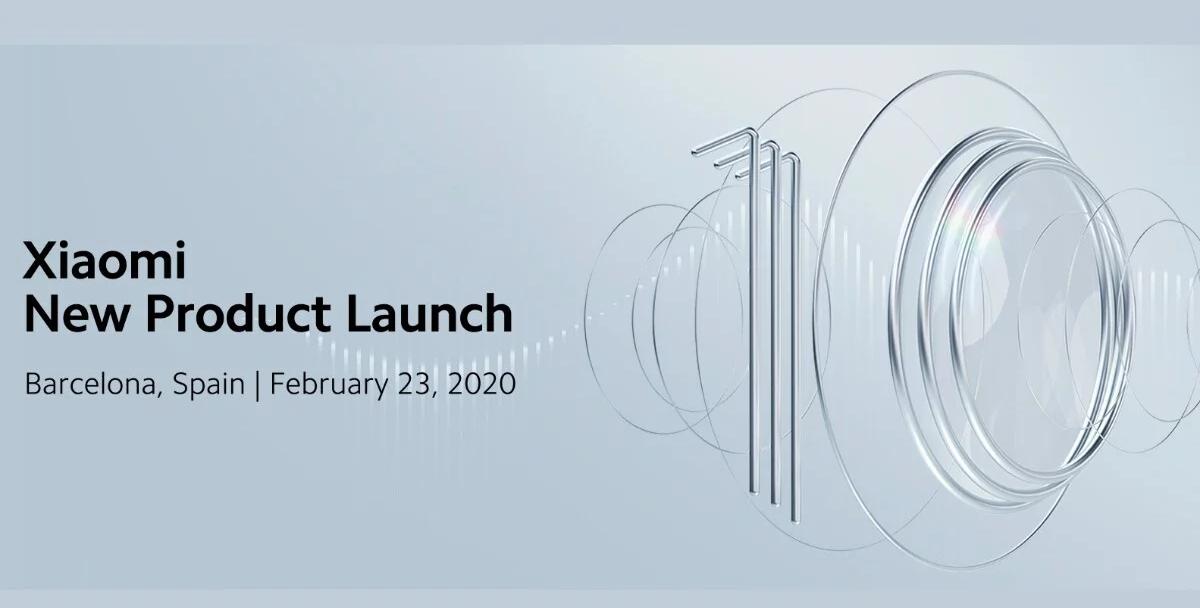Fecha de lanzamiento oficial de la serie Xiaomi Mi 10