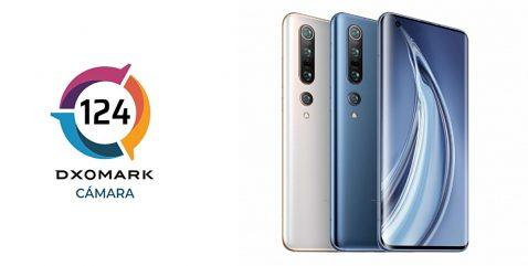 Review de cámara del Xiaomi Mi 10 Pro por DxOMark