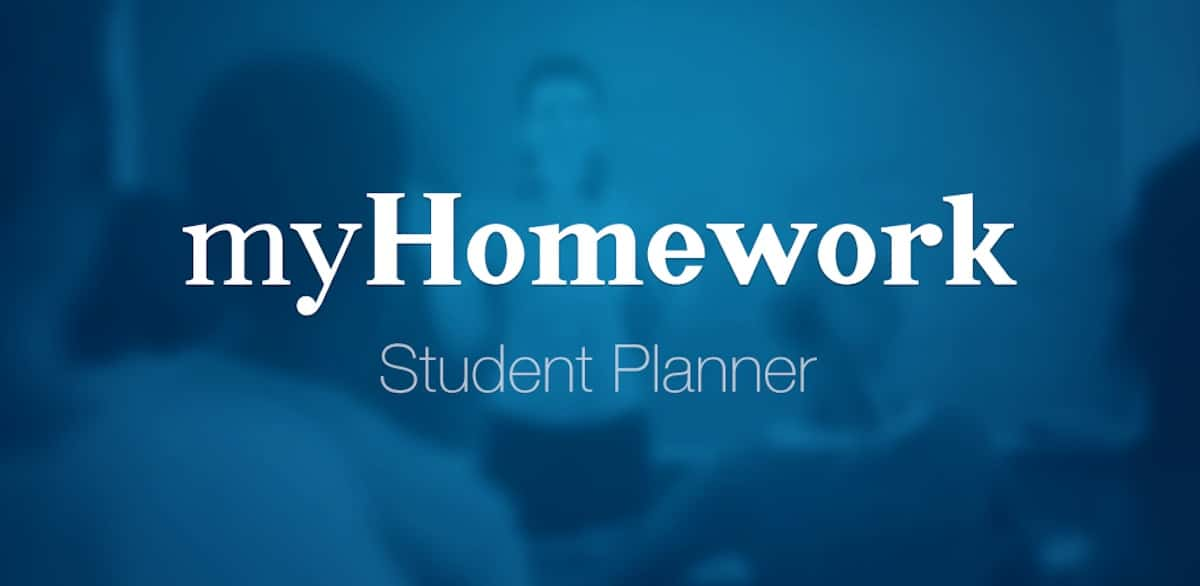 App My Homework Student Planner