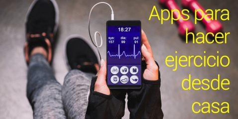 Apps para ejercicio desde casa