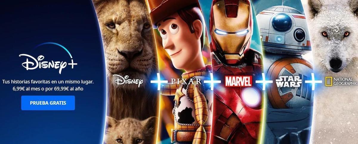 Disney + España