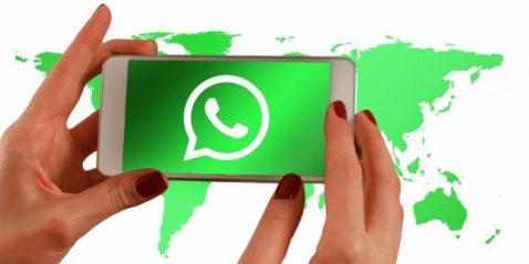 WhatsApp sube