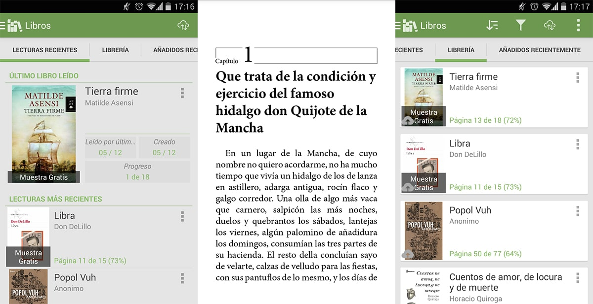 Aldiko Reader