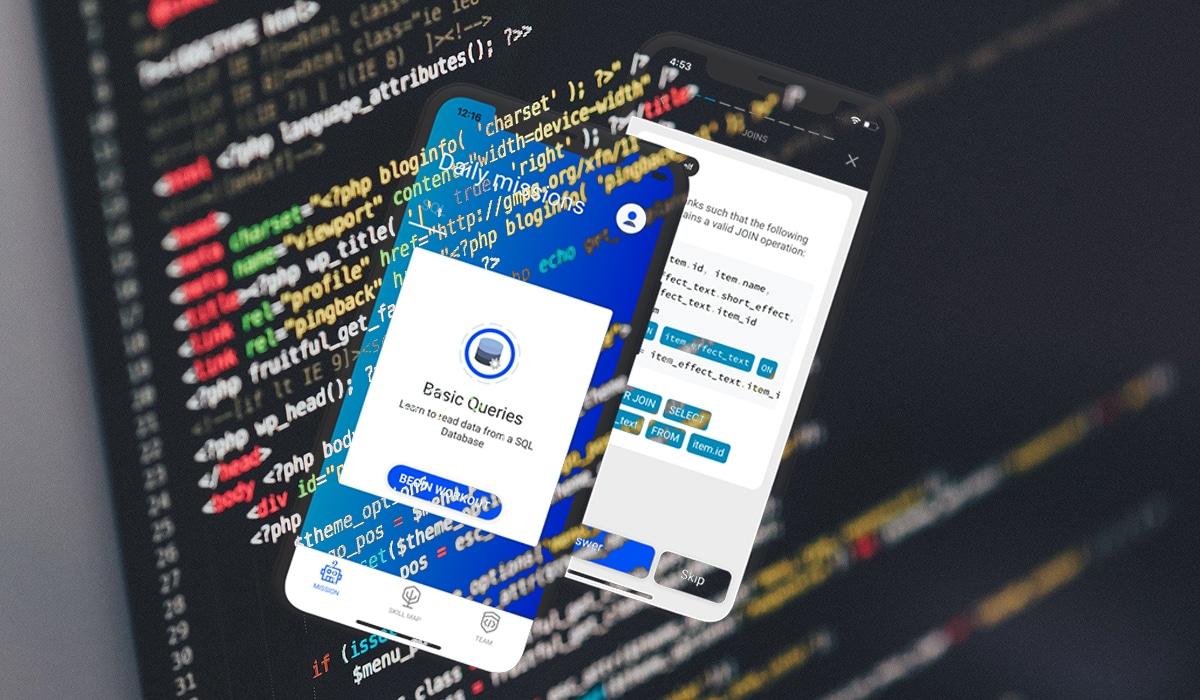 Apps para aprender a programar
