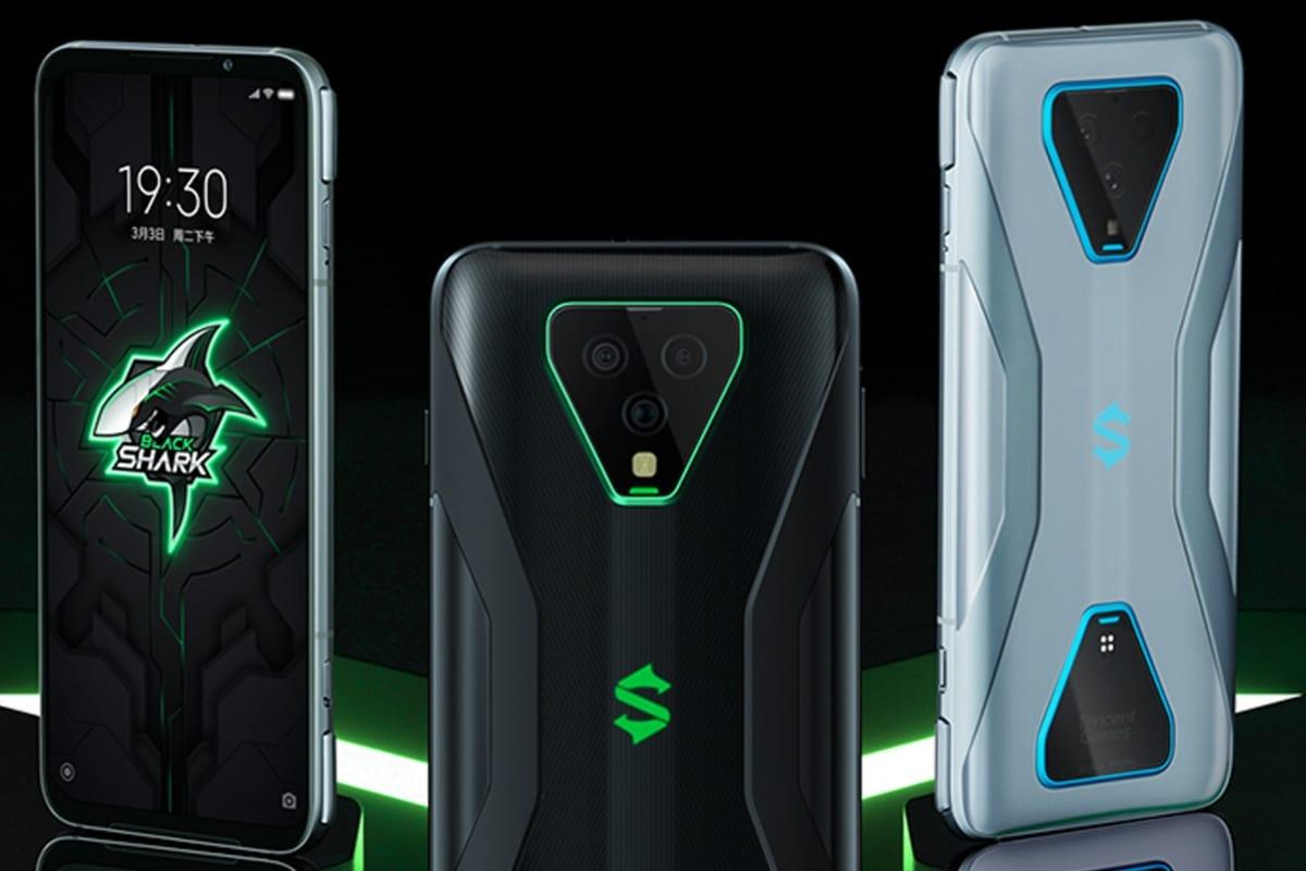 Black Shark 3 y 3 Pro, los nuevos smartphones gaming