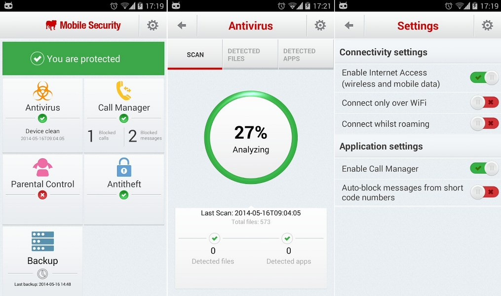 bullguard android