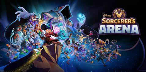 Disney Sorcerer´s Arena