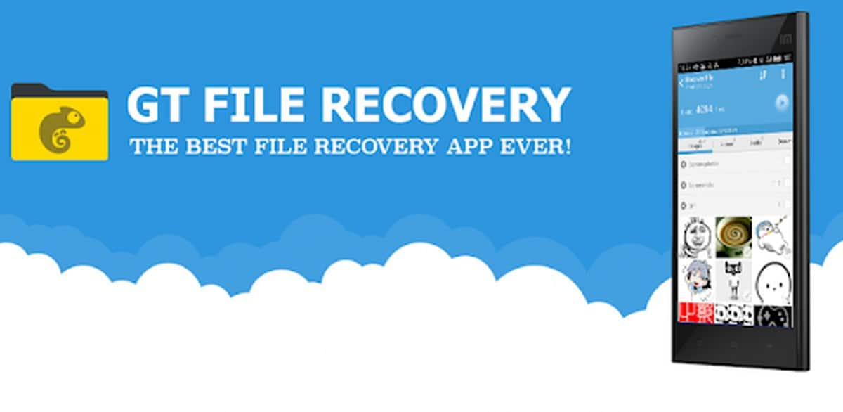gt file recovery
