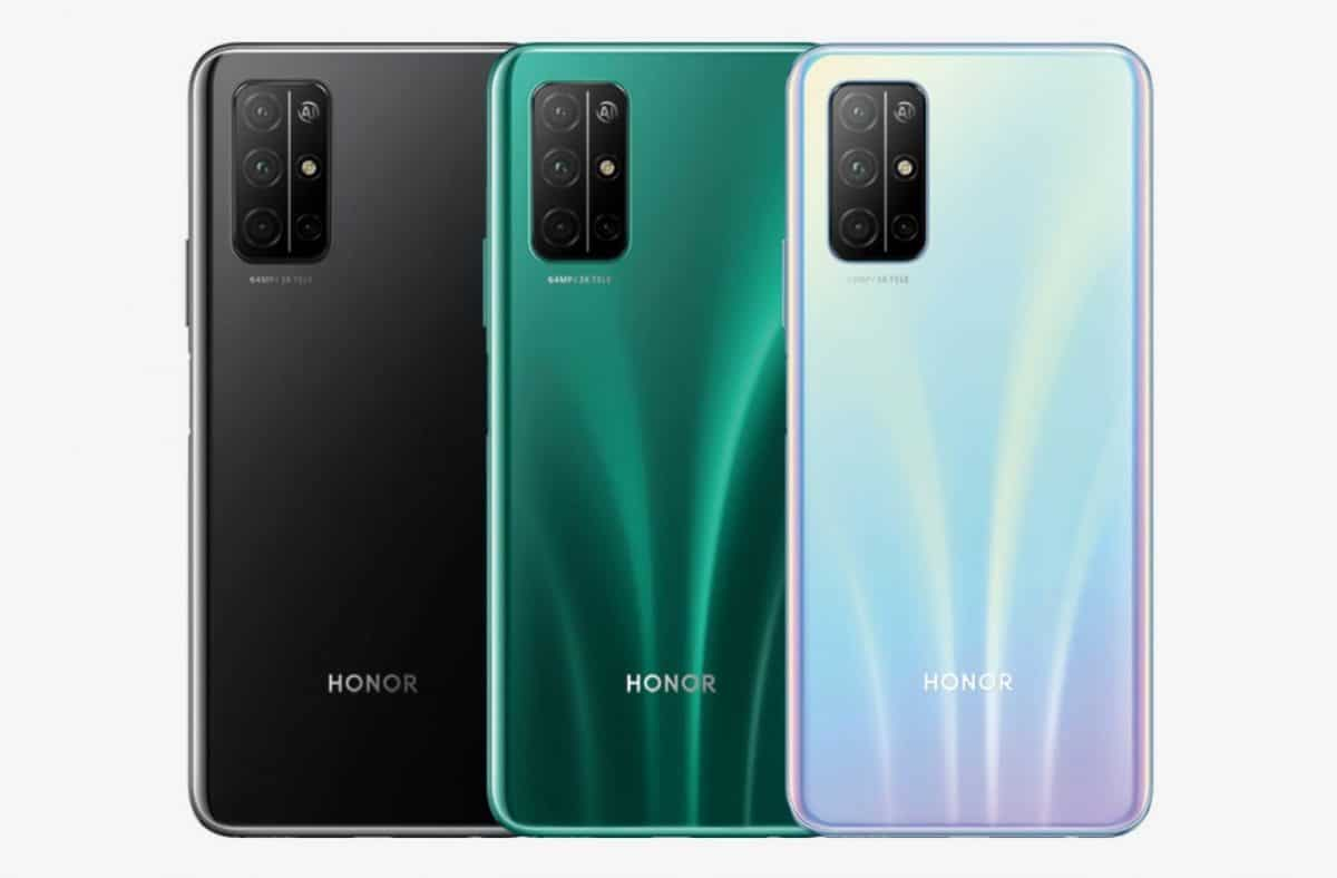 Honor 30S oficial