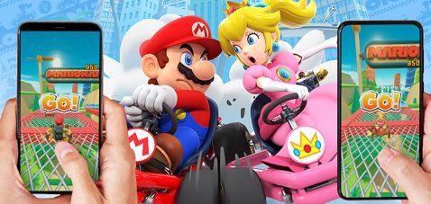 Mario Kart Tour online