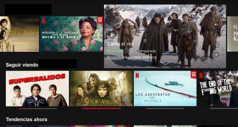 Netflix por coronavirus