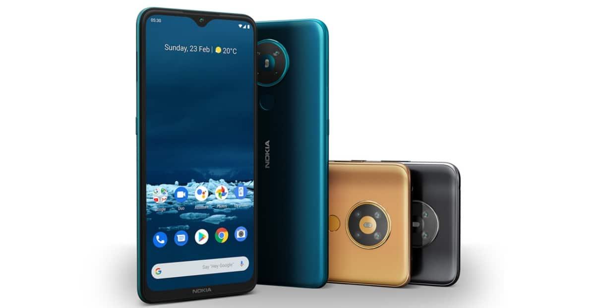 Nokia 5.3 oficial