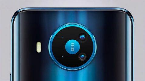 Cámaras del Nokia 8.3 5G