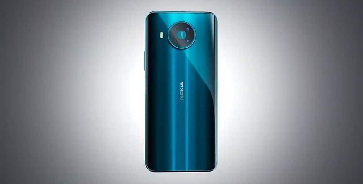 Teléfono Nokia 8.3 5G