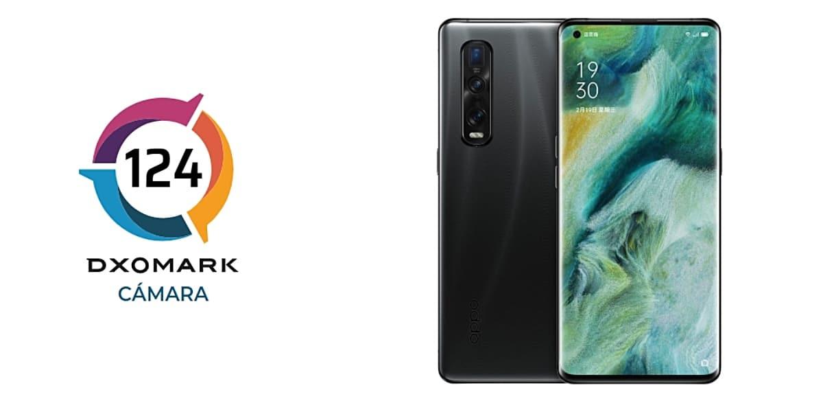 Oppo Find X2 Pro en DxOMark