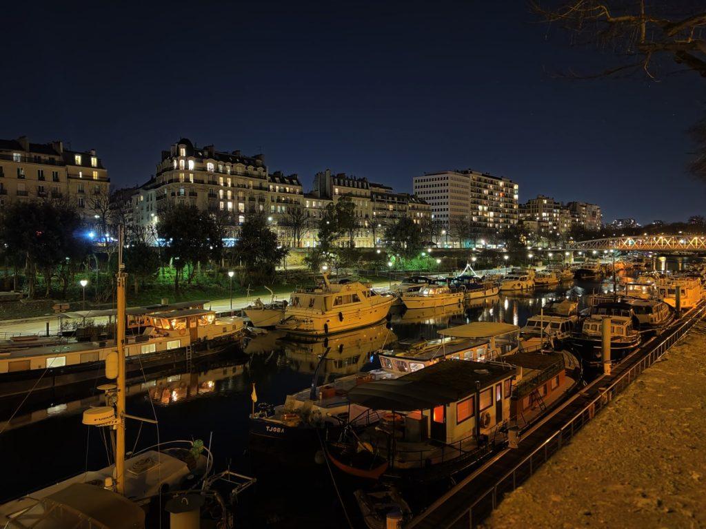 Foto de noche con el Oppo Find X2 Pro