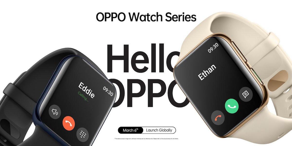 Oppo Watch Series