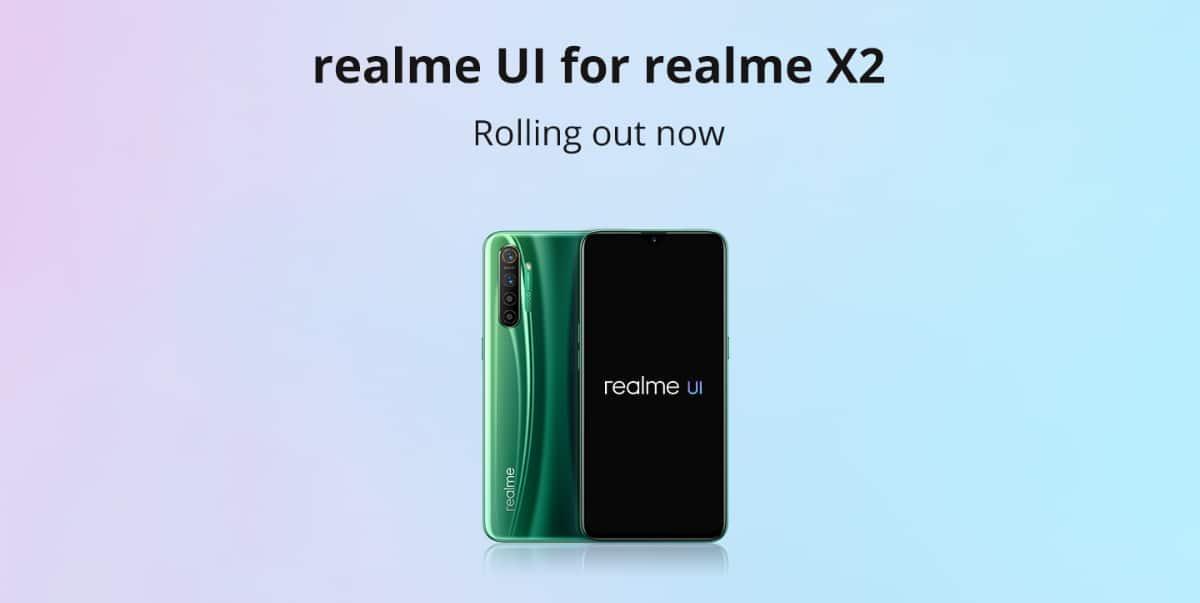 Los Realme X2 y X2 Pro reciben la actualización de Android 10 estable