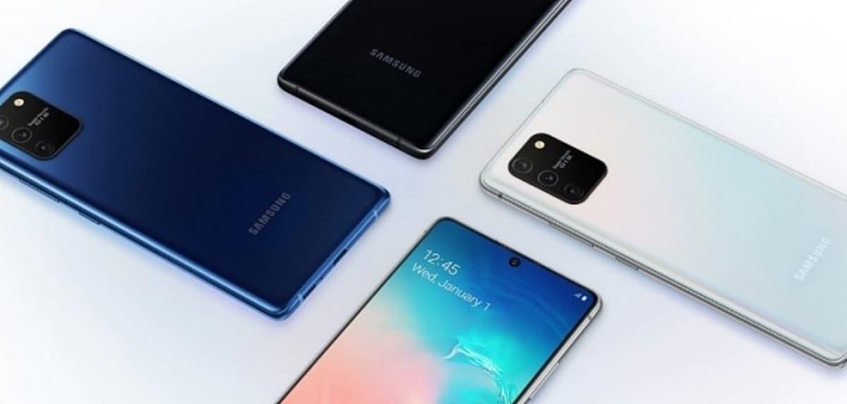 Samsung Galaxy™ S10 Lite