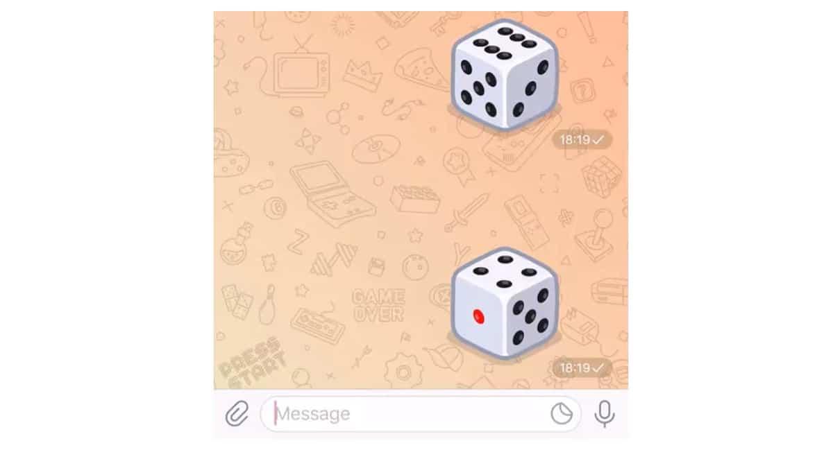 Dados de Telegram