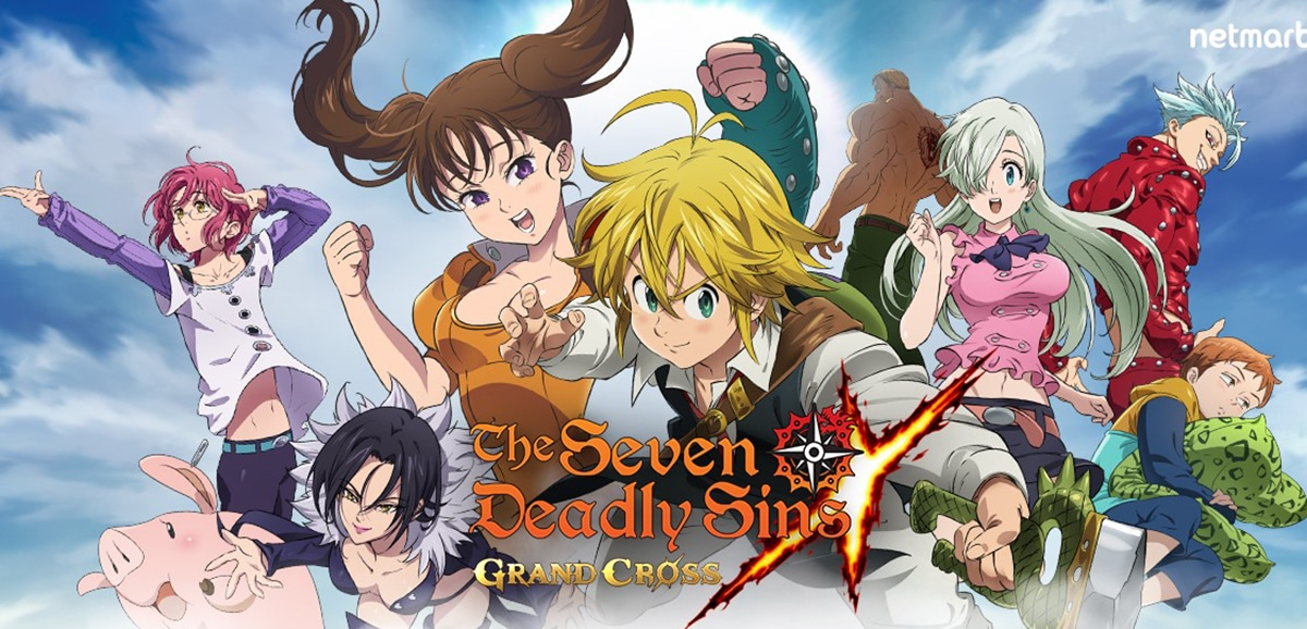 The Seven Deadly: Grand Cross