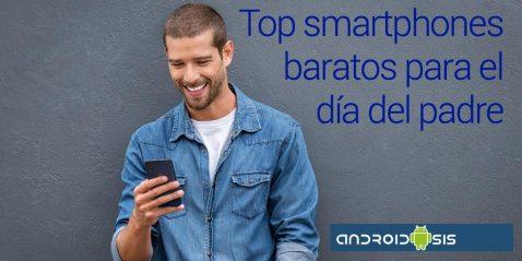 top smartphones dia del padre