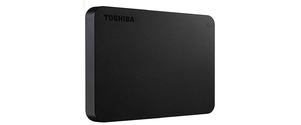 Disco duro externo Toshiba Canvio Basic 1TB 3.0 por 43,10€