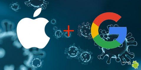 Apple + Google