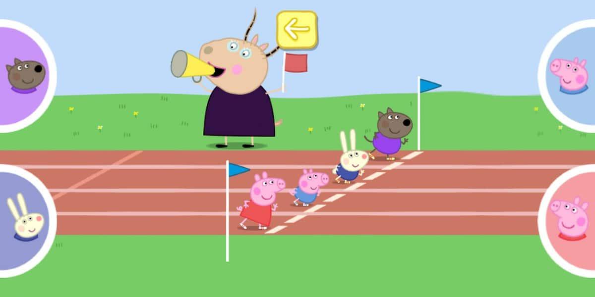 Jugar Peppa Pig