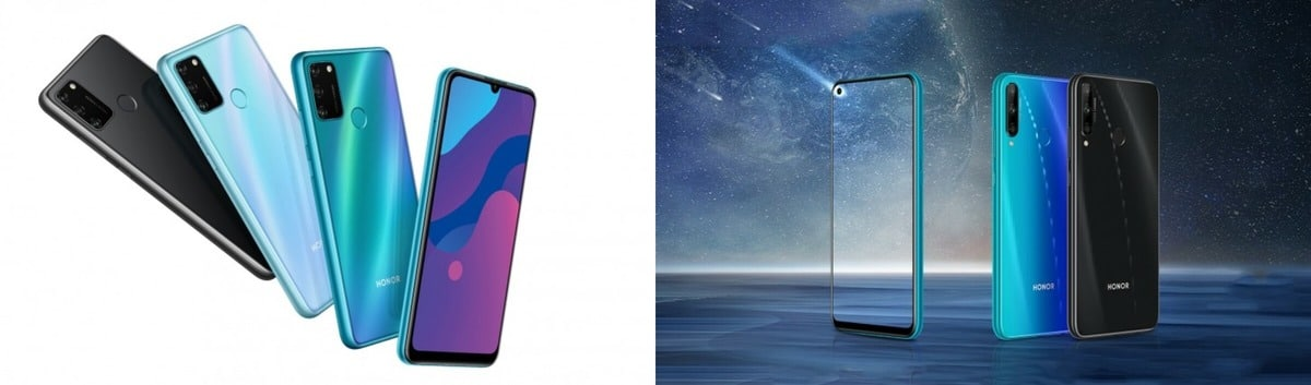 Honor 9A 9S 9C
