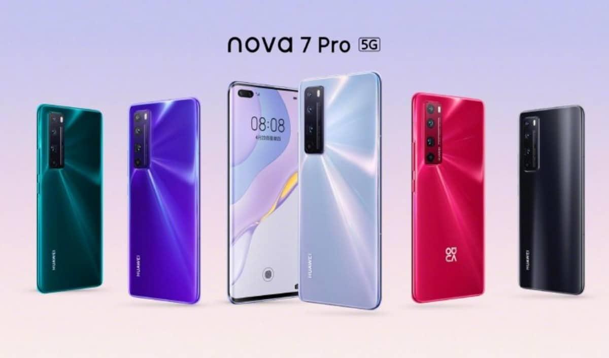 Huawei Nova 7(siete) Pro