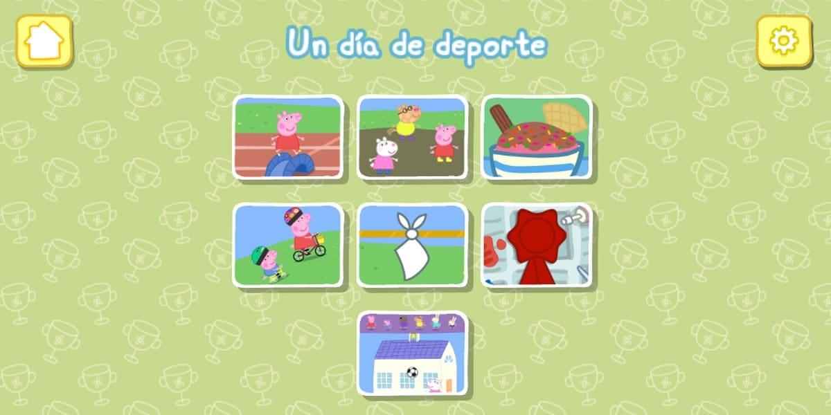 Peppa Pig Deportes