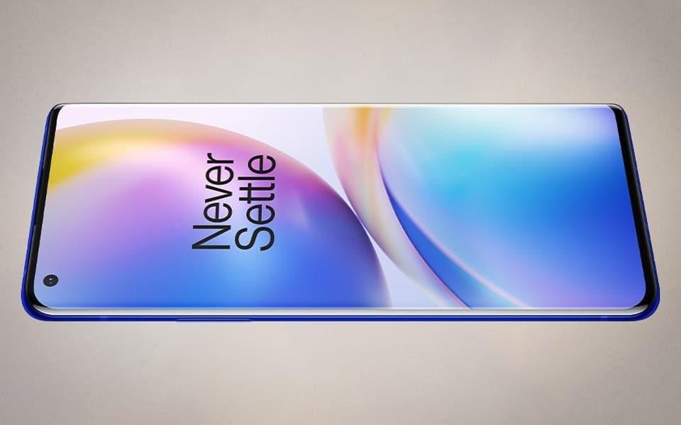 OnePlus 8(ocho) foto cerca
