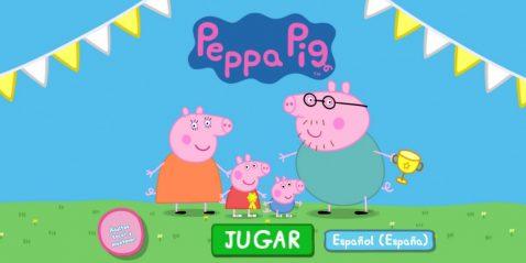 Juegos Peppa Pig Deporte