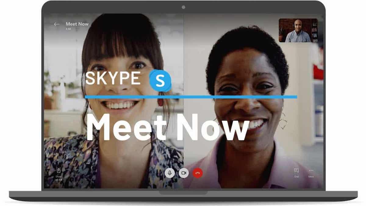 Skype Reunión Ahora