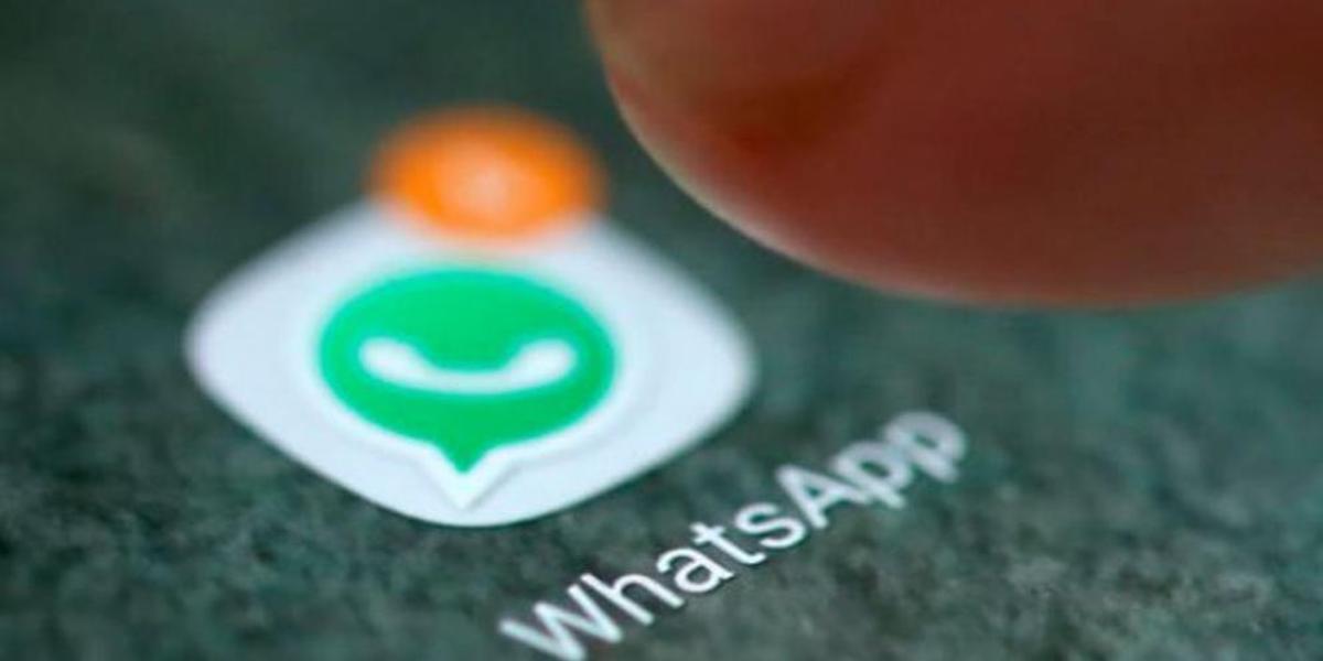 WhatsApp actualización