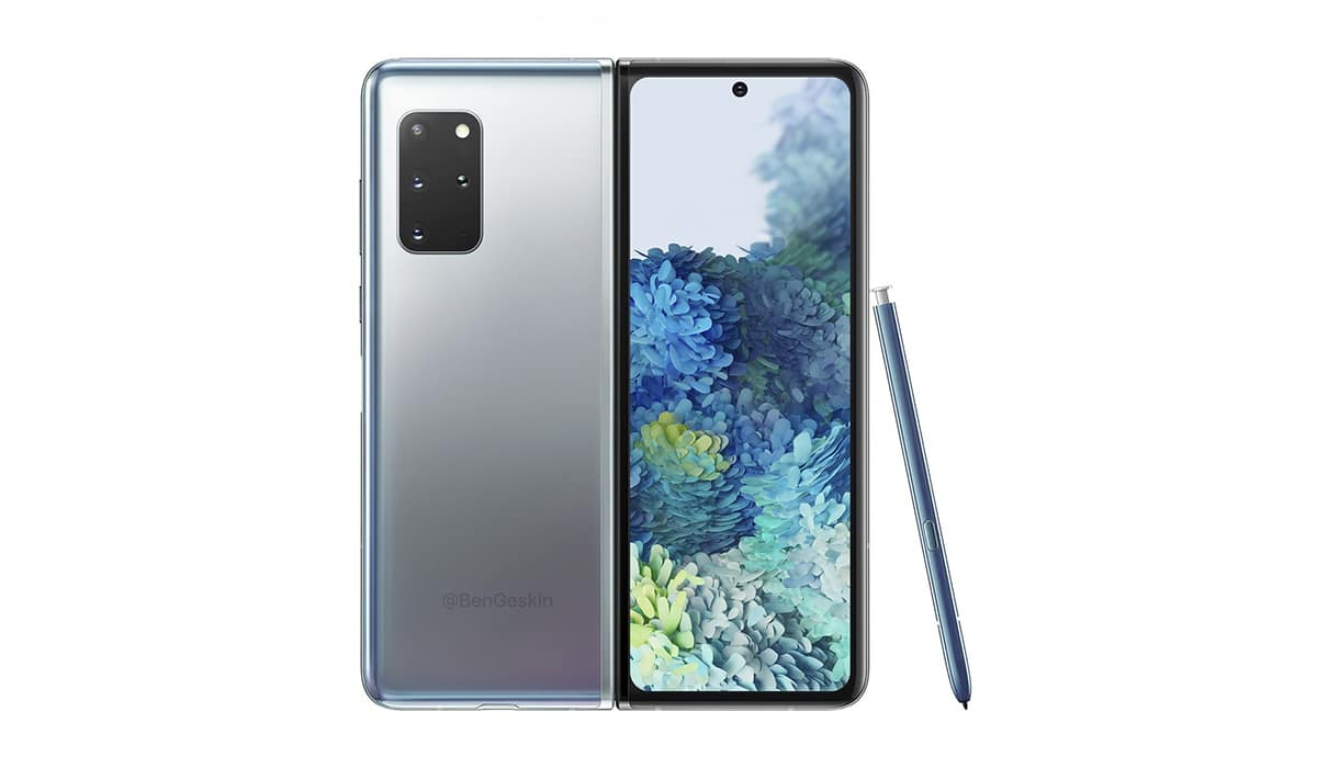 Galaxy Fold 2 S Pen