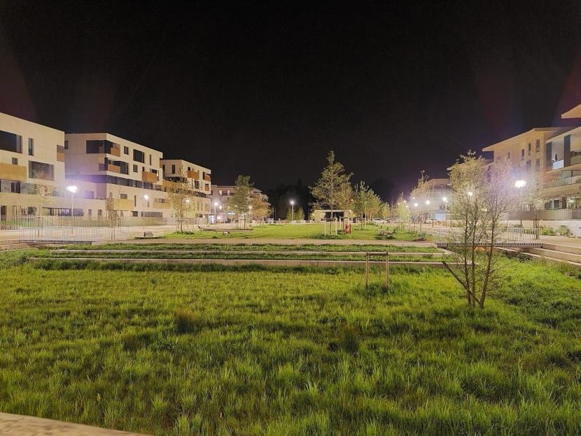 Foto de noche con el Galaxy S20 Ultra