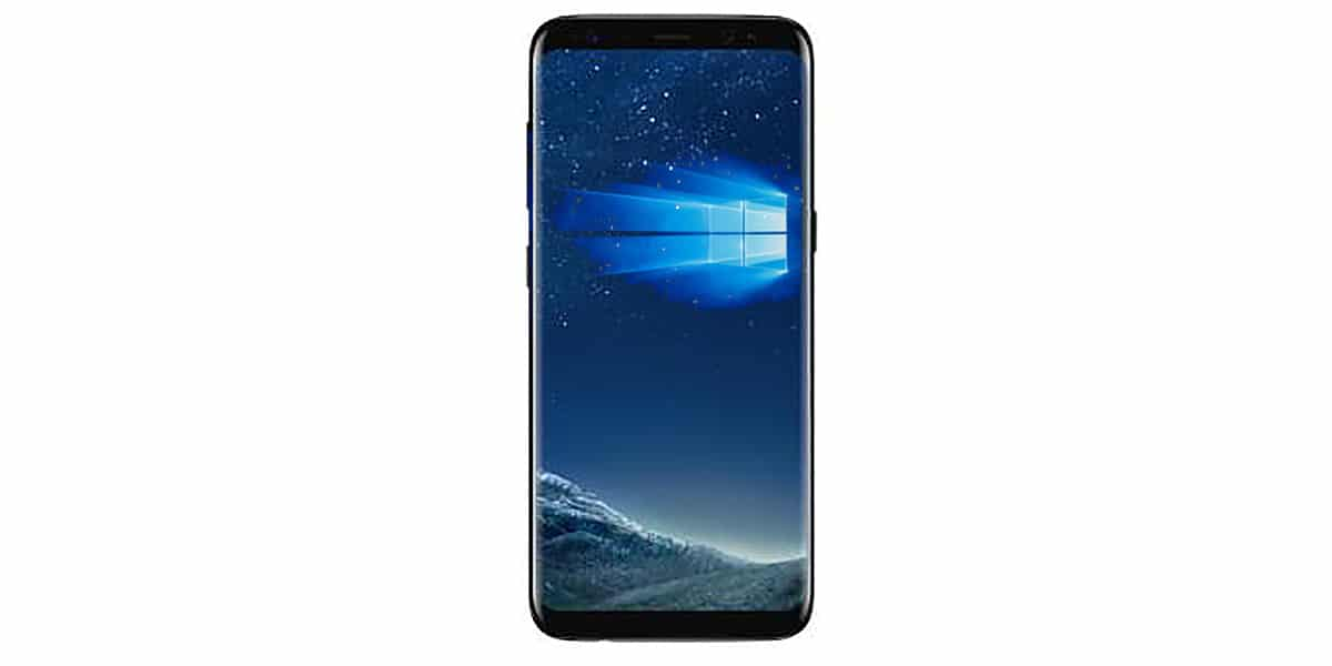 Galaxy S8 con Windows® 10