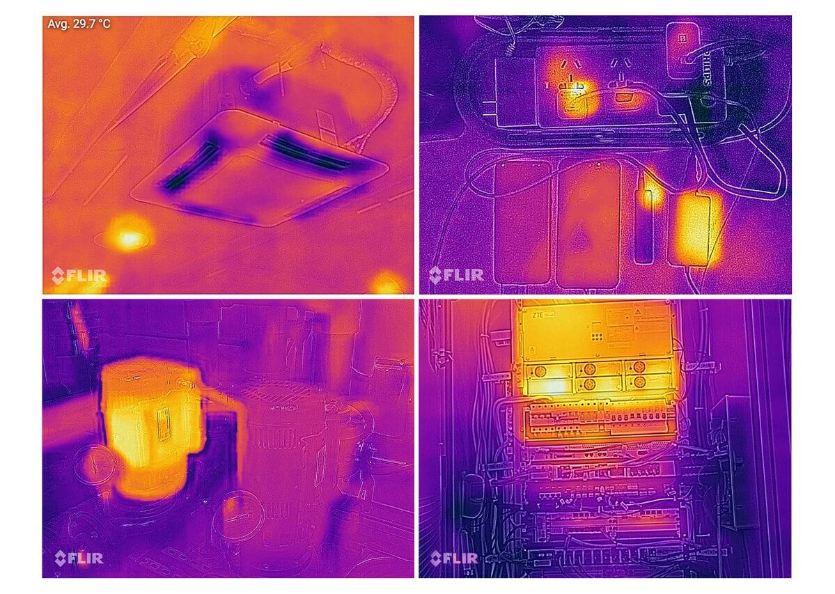 imagen termica con bv9900