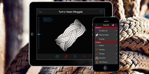 Knots 3D en Android
