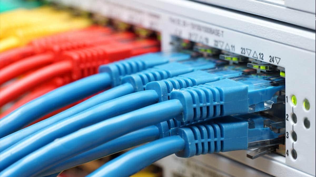 Cables Ethetnet a montones