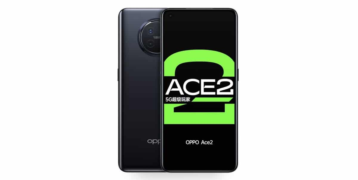 Oppo Ace 2 oficial